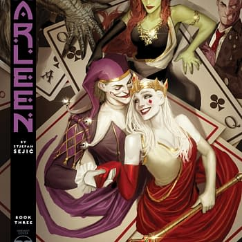 Deals and Delays For DC Comics &#8211 Harleen Joker/Harley: Criminal Sanity and Basketful Of Heads