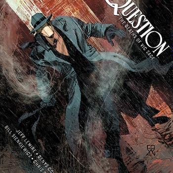 DC Comics Names the Batman: Damned Format Prestige Plus