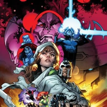 Pepe Larraz's Cover for the House Of X/Powers Of X Hardcover