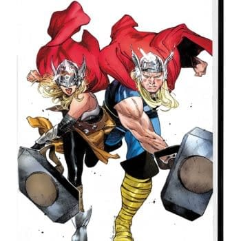 Big Solicitation Change For Thor By Jason Aaron Vol 4 Hardcover Solicit