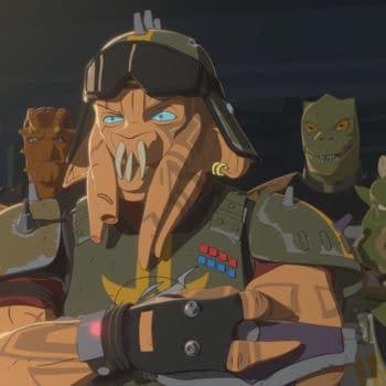 """Star Wars Resistance"" Season 2 Episode 4 ""Hunt On Celsor 3"" Preview: Pirates vs. Aliens"