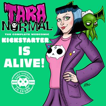 Tara Normal - Celebrating 10 Years of Hunting what Haunts You!