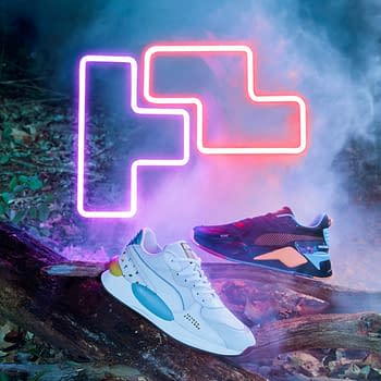 PUMA Announces New Tetris Sneakers &#038 Apparel