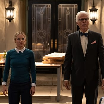 The Good Place Season 4: The Bad Place Are Real Forking Ash-Holes in Tinker Tailor Demon Spy [SPOILER REVIEW]