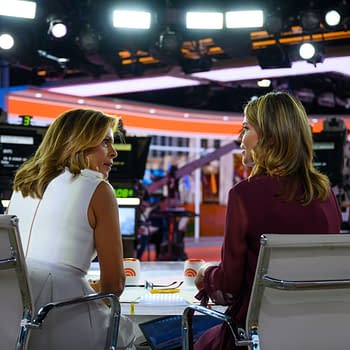 Today: Savannah Guthrie Hoda Kotb Address Matt Lauer Allegations Lauer Denies Book Claims