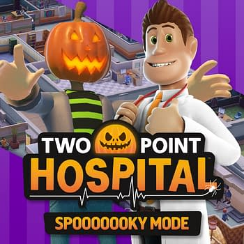 Spooky Mode Returns This Season For Two Point Hospital