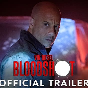 Robocop Meets Wolverine Meets Memento  &#8211 Vin Diesel and Guy Pearce in First Official Bloodshot Trailer Debut