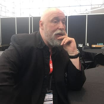 Castlevania: Warren Ellis Talks Adapting Video Game Working with Netflix Dracula &#038 More [INTERVIEW]