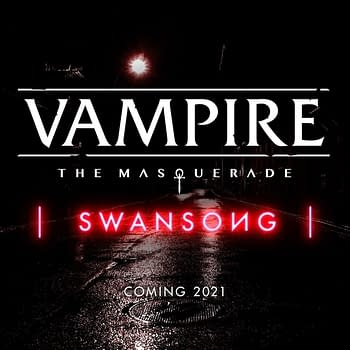 Vampire: The Masquerade &#8211 Swansong Announced At PDXCON