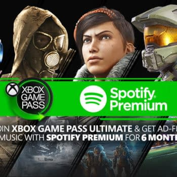 Xbox Game Pass Adds New Titles & Limited-Time Spotify Offer