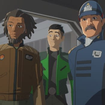 """""""Star Wars Resistance"""" Season 2 Episode 3 Preview: """"Live Fire"""" Takes The Fight To The Air"""