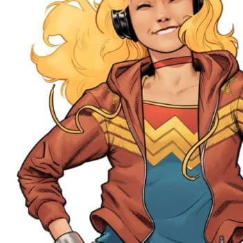 Gossip: Wonder Woman Will Be the First to be Replaced in DC Comics' 5G