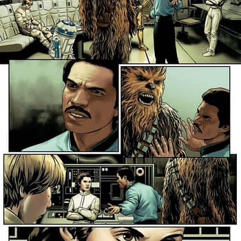 Exclusive: Our First Look at Star Wars #1 by Charles Soule and Jesus Saiz From Marvel in January