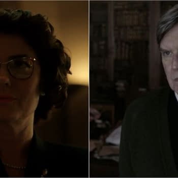 The Watch: Anna Chancellor (Pennyworth) James Fleet (Outlander) 4 More Join BBC America Adapt