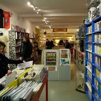 Orbital Comics of London to Stop Selling New Weekly Comics