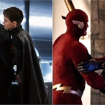Crisis Management: Kate Roughs Up Lex Black Lightning Meets Flash-90 &#038 More [PREVIEW IMAGES]