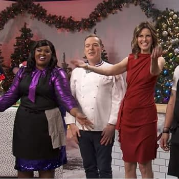 Nailed It Host Nicole Byer Stepped Into the Kitchen and Sleighed It [REVIEW]