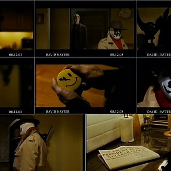 Watchmen: 2003 David Hayter Adapt Test Footage Spotlights Iain Glens Nite Owl Ray Stevensons Rorschach [VIDEO]
