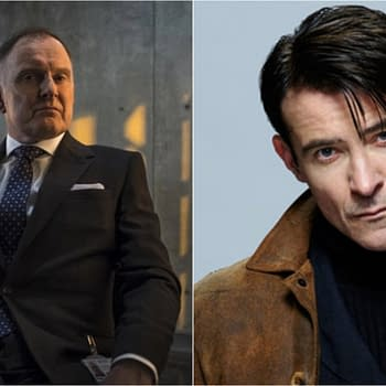 Doctor Who Alum Robert Glenister Timeless Star Goran Višnjić Set for Series 12