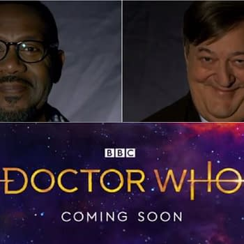Doctor Who Series 12: Stephen Fry Sir Lenny Henry CBE Guest Starring [VIDEO]