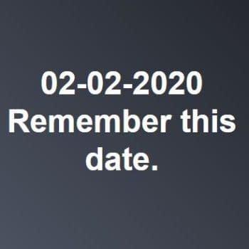 Orbital Comics Owner Teases Something For 02 02 2020