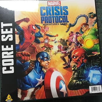 Marvel Crisis Protocol: Whats in the Box