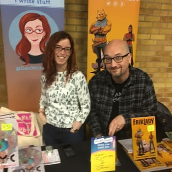 Dani Colmans Dice at Thought Bubble That Help You Get&#8230 Stuff Done