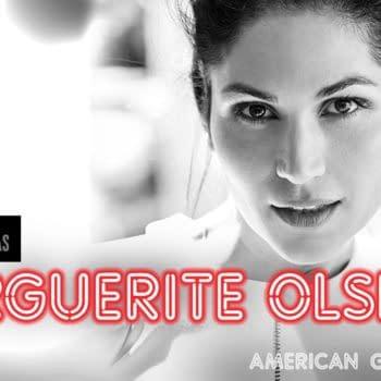 """American Gods"" Season 3 - Meet Lela Loren's Marguerite Olsen & Her Fierce Sweater Game [PREVIEW]"