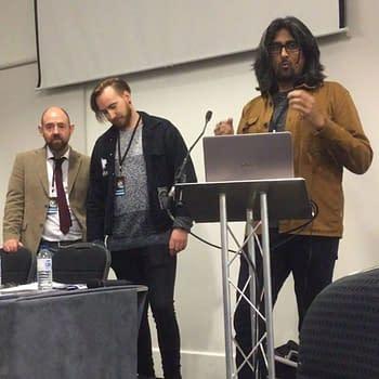 The White Noise Plans of Ram V Dan Watters Alex Paknadel and Ryan OSullivan in 2020