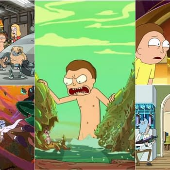 Rick and Morty: Adult Swim Unleashes Season 4 Opening Sequence [VIDEO]