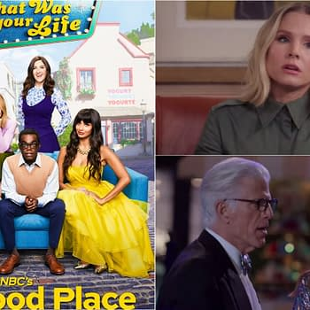 The Good Place Season 4 Help Is Other People: The Experiment Ends&#8230 [PREVIEW]