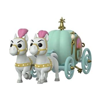 Cinderella Prepares for the Kingdoms Ball with New Funko Pops