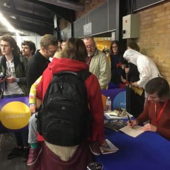 From One Side of Thought Bubble Comic Con to Another - Harrogate 2019
