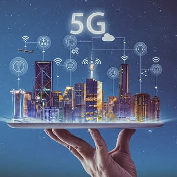 DC Telling Different People Different Things About 5G &#8211 And More New Creators Involved