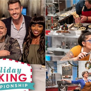 Holiday Baking Championship Episode 1 Gearing Up for the Holidays: Were Not in Halloween Anymore Toto [SPOILER REVIEW]