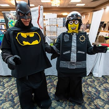 Visiting Amazicon 2019; The Intimate Con That Could Plus Cosplay Pictures
