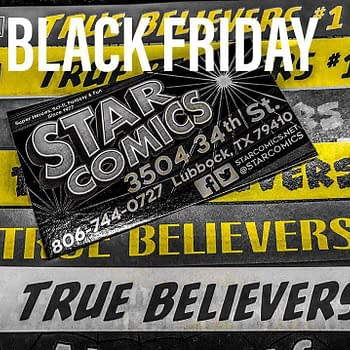 150 Comic Shops Running Black Friday Events Today…