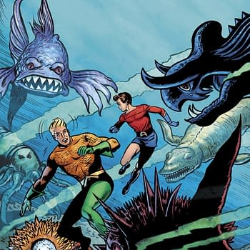 DC Comics Cancels Aquaman Omnibus Super Friends and Steve Englehart Hardcover Orders