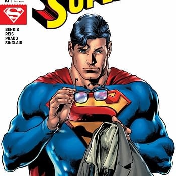 DC Comics Adds Revealed To The World to Superman #18 Secret Identity Reveal Cover