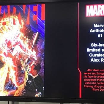 Kurt Busiek Announces Marvel Marvel Snapshots and The Marvels With Alex Ross &#8211 Anyone Anywhere Anytime