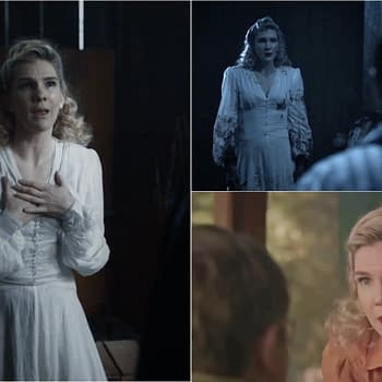 American Horror Story: 1984 &#8211 The Lady in White: Lily Rabe Channels Her Inner Pamela Voorhees [SPOILER REVIEW]