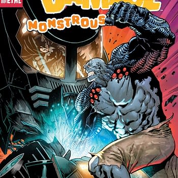 DC Comics Cancels Damage Vol 3