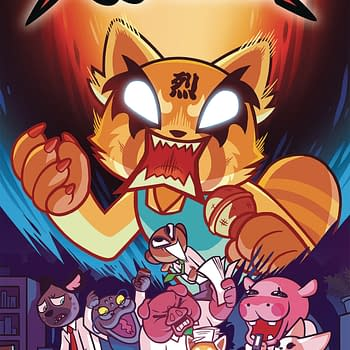 Oni Press License Aggretsuko Comics From Netflix and Sanrio as Rick And Morty Approach an End in February 2020 Solicitations