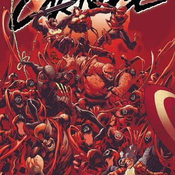 Rocking the Symbiote Universe to Its Core in Absolute Carnage #5 [Preview]