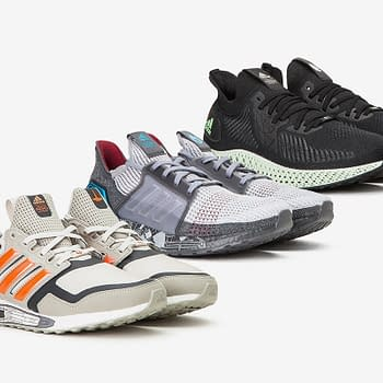 Star Wars Line of Shoes Debuts From Adidas Based on Iconic Ships