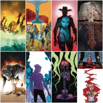 The Man Who Effed Up Time, Godkillers and Undone By Blood Launch in AfterShock Comics' February 2020 Solicitations