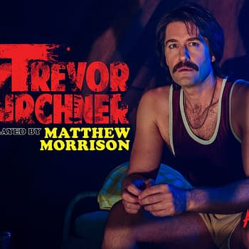 American Horror Story: 1984 &#8211 Seasons Most Tragic Death Came at Matthew Morrisons Hands (and Razor) [VIDEO]