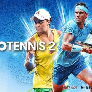 """AO Tennis 2"" Will Be Released In January 2020"
