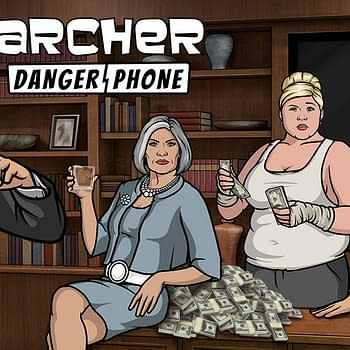 Disruptor Beam Reveals New FXX Mobile Game Archer: Danger Phone