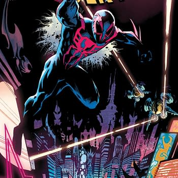 Amazing Spider-Mans 2099 Event Gets a Launch Trailer from Marvel